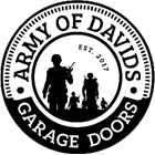 Garage Door Company Logo