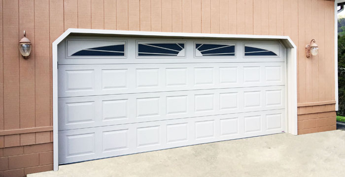 garage door repair sections